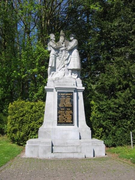 MonumentsAuxMorts Libramont